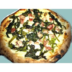 Pizza Calabrese media